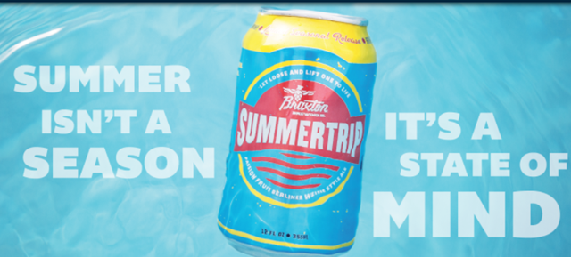 Braxton Brewing Summertrip Release and Trip Series Announcement