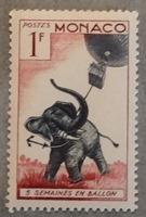 timbre Monaco 001