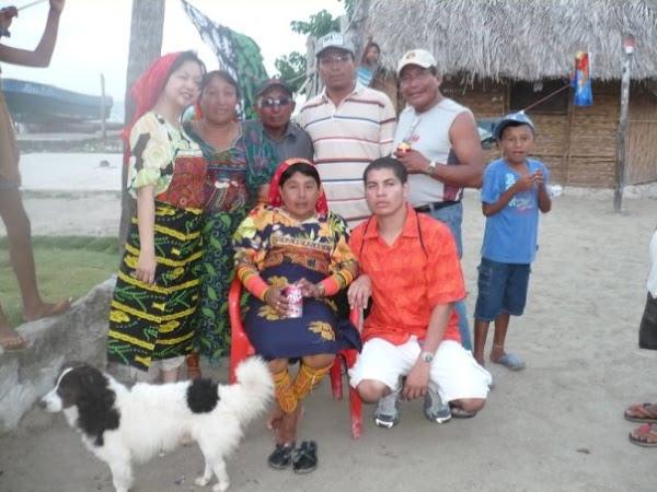Amigos kunas de Nalunega