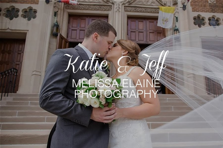 Katie & Jeff by Malissa Elaine Photography