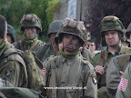 101st airborne soldiers reenactment