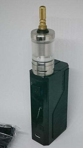 DSC 2987 thumb%255B2%255D - 【RTA】「Kayfun V5 RTA」(SvoëMesto)」+「Steam Tuners「Kayfun 5 Nano kit」ケイファン5ナノキット」「MTLパーツ」レビュー。高級マスプロRTAを初めて使う!!果たして。