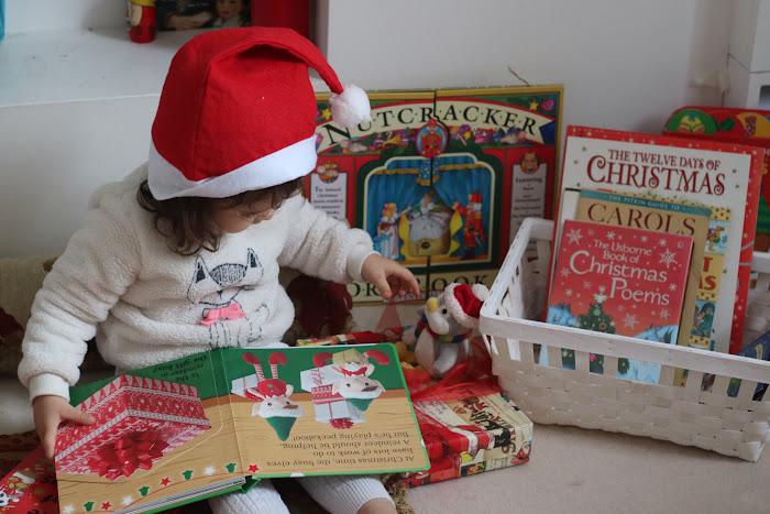 Christmas books children , Christmas books Montessori