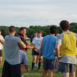 Madison Camp, 24th June 2008
