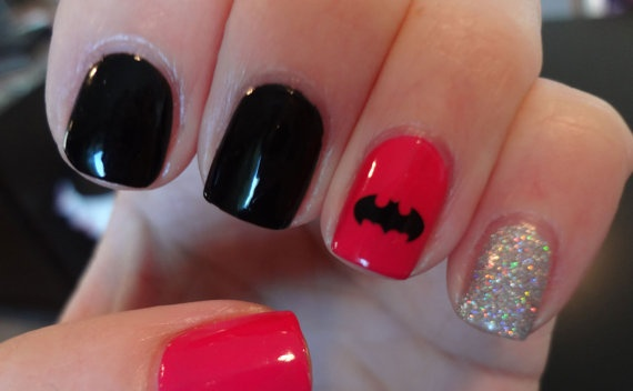 If You Wish To Form Your Nails Look Cool D Higher Incorporate The Black Of His Cowl For Those Pretty Las Ll Be Able Conjointly Paint