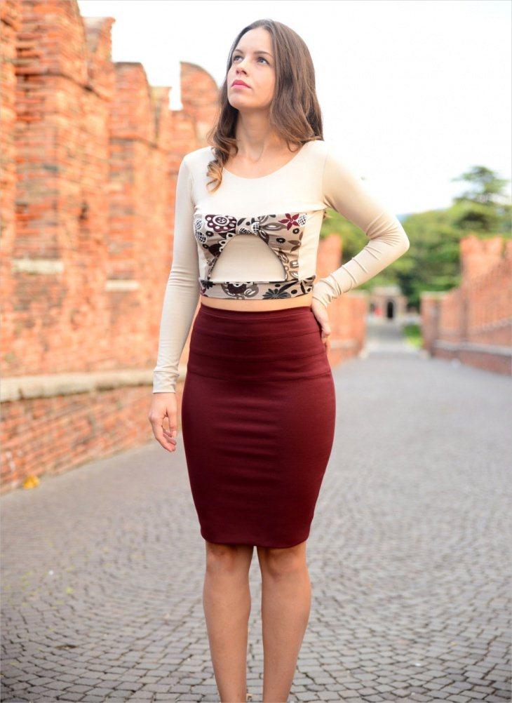 skirts designs 2017 for elegant women styles 7