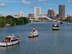 World Canal Conference flotilla