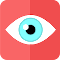 Eyes recovery workout icon