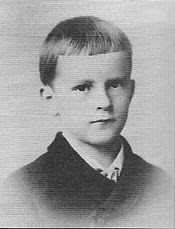 Carl Gustav Jung Child