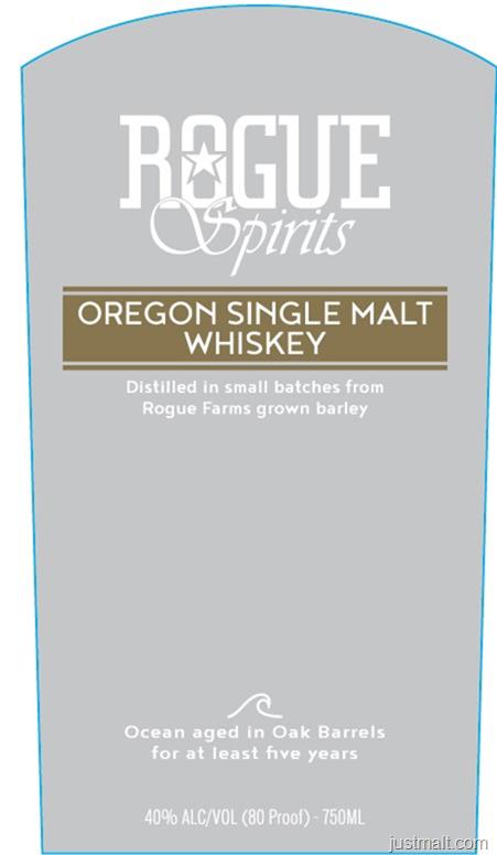 Rogue Spirits - Oregon Single Malt Whiskey & Oregon Rye