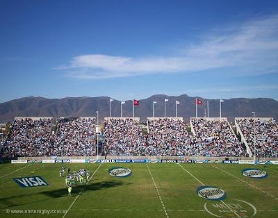Entradas: Los Pumas - Sudáfrica en Salta