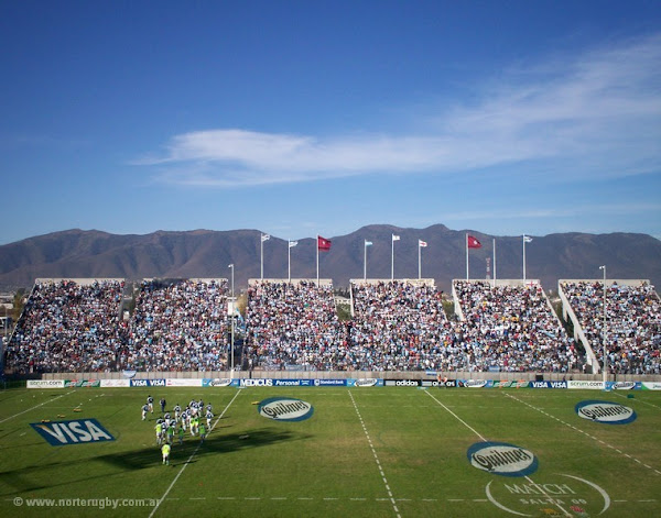 Presentación Oficial de Salta como sede del Rugby Championship