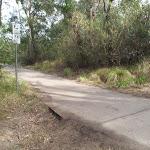 path to Browns Waterhole (64088)