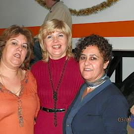 Fiesta Año Nuevo Asociación de Inmigrantes Vegas Bajas