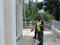 Sinergitas TNI-Polri Dan Pemerintah Lindungi Warganya Dari Virus Corona