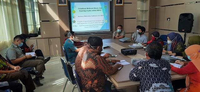 Bussines Motivation Pathway Program YESS Kementan di Tanah Bumbu