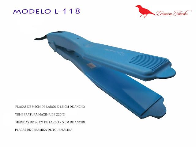 Alaciadora Modelo 156