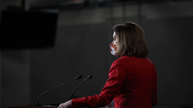 Pelosi's House Vandalized With Spray Paint, Pig's Head Left In Front