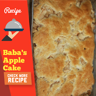 12+ Top Best Easy and Healthy Apple Cake Recipe