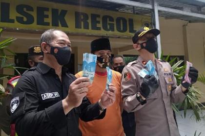 Pria di Bandung Ditangkap Polisi Gara-gara Bayar PSK Pakai Uang Palsu