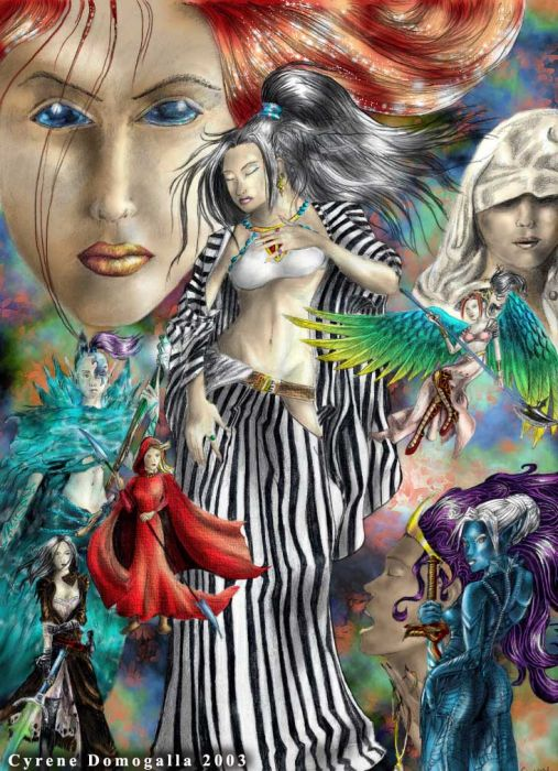 List Of Wiccan Goddesses, Gods And Goddesses 6
