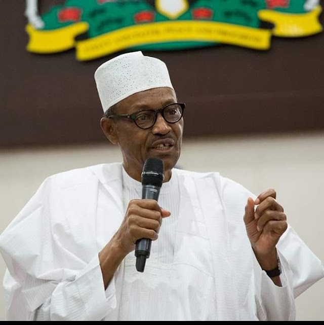 President Buhari Mistakenly Reveals that 4,000 Nigerians are Infected with Coronavirus