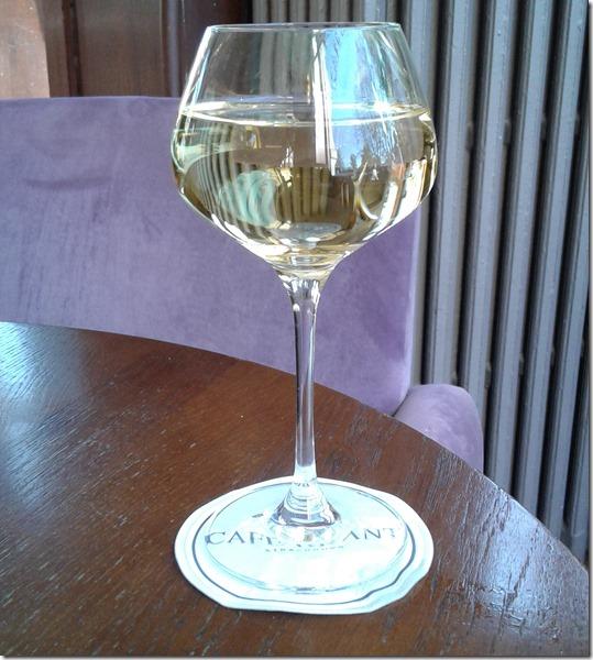 8. Drinks on Saturday at Café Brant (1)