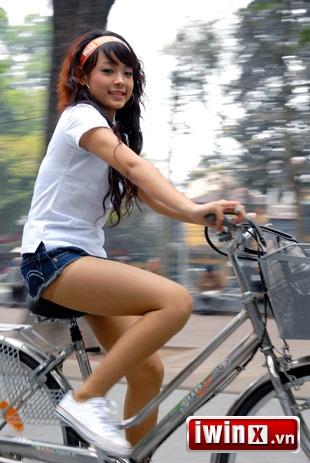 10 Trọn bộ ảnh hot girl Huyền Baby cực dễ thương