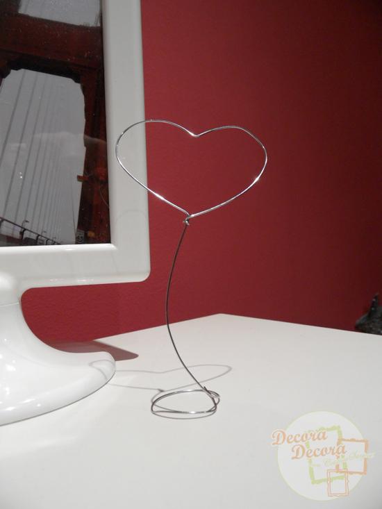 Idea 11 para decorar en San Valentín