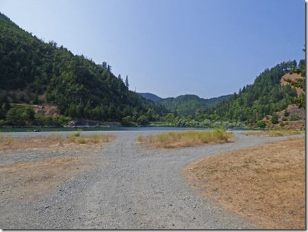Huntley Bar at Huntley Park along Rogue River