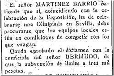 El Correo Andalucia 3 Marzo 1923