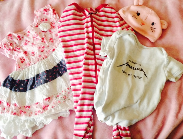 Clearing Out the Wardrobe: What to do With Newborn Baby Clothes?