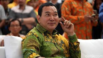 Tommy Soeharto Sumbang Lahan Untuk Terminal di Wilayah Cikampek