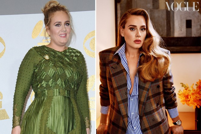 Adele says she was 'f–king disappointed' by women's comments about her weight loss