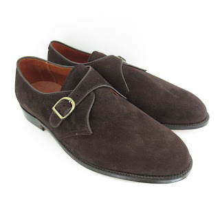 Alden NEW Monk Straps