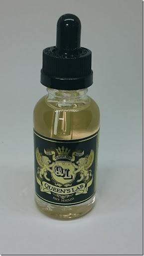 DSC 3602 thumb%25255B1%25255D - 【リキッド】高級バニラプリンセス!「Royal Vanilla(ロイヤル バニラ)【Queen's Lab】」リキッドレビュー!【フィリピンリキ】
