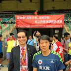 2014-11-02 黄文偉足球學校開幕