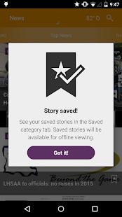 WGNO- screenshot thumbnail