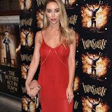 OIC - ENTSIMAGES.COM - Lauren Pope at the  Impossible - press night  in London  13th July 2016 Photo Mobis Photos/OIC 0203 174 1069