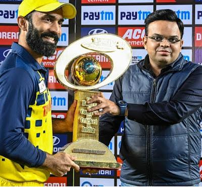 Sayed mustaq Ali Trophy news