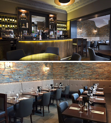 Gerry's Kitchen, restaurant review, Number 10 Hotel, Glasgow restaurants, food blogger