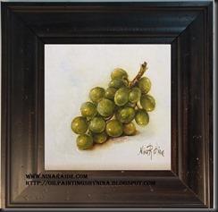 framed gr apple
