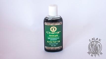 Олія для волосся
