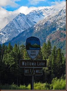 Wallowa Lake20-23 Sep 2017