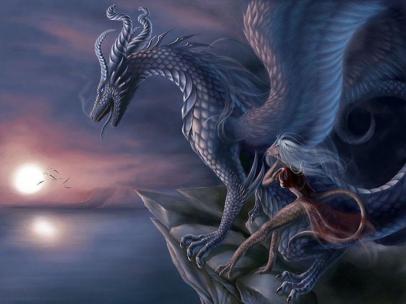 Blue Dragon Fantasy, Dragons