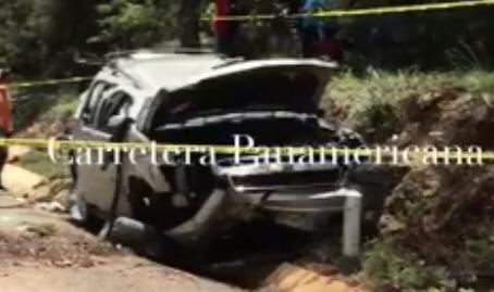 Se accidenta exdiputado local del PVEM, Mauricio Cordero*