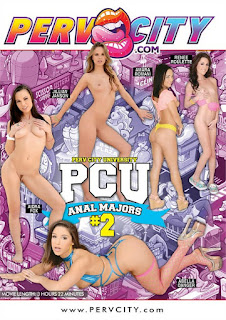 Perv City University Anal Majors 2