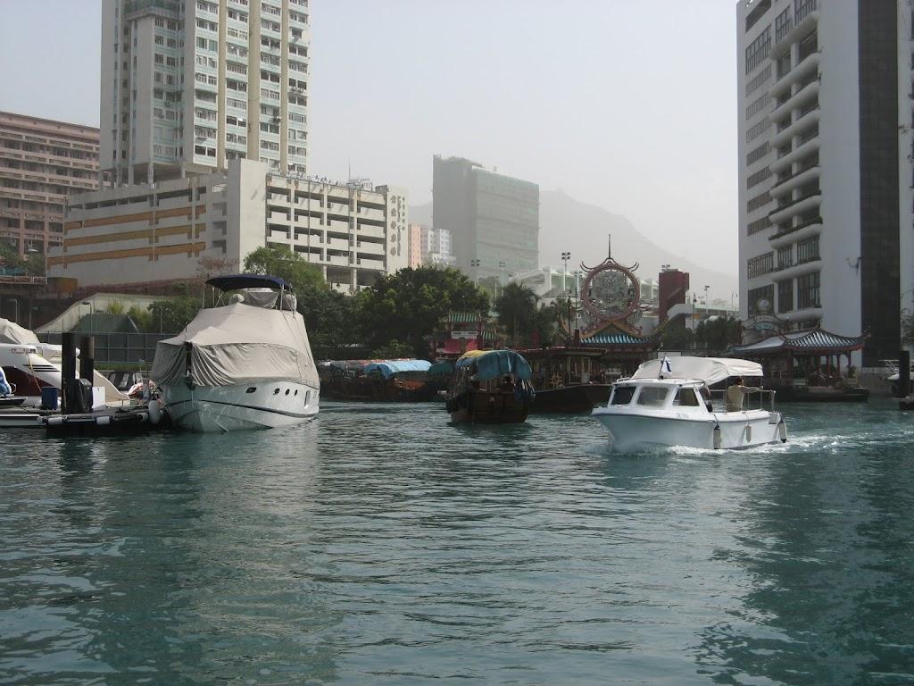 0130Cruise on Victoria Harbour
