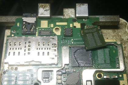 Cara Ganti IC EMMC Redmi 6a 100% Berhasil Tanpa Flashing