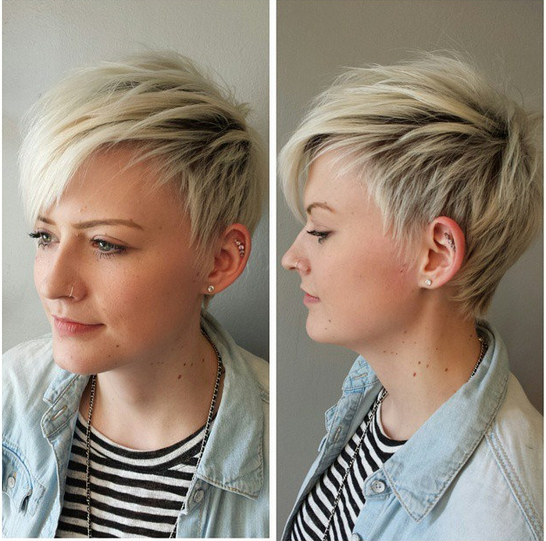 Top Of Short Hairstyles For All Women in the world 2017 4